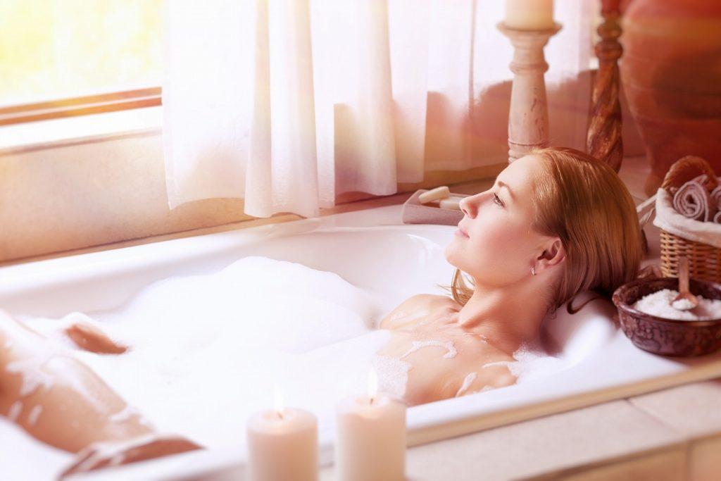 除毛クリームは入浴後がおすすめ