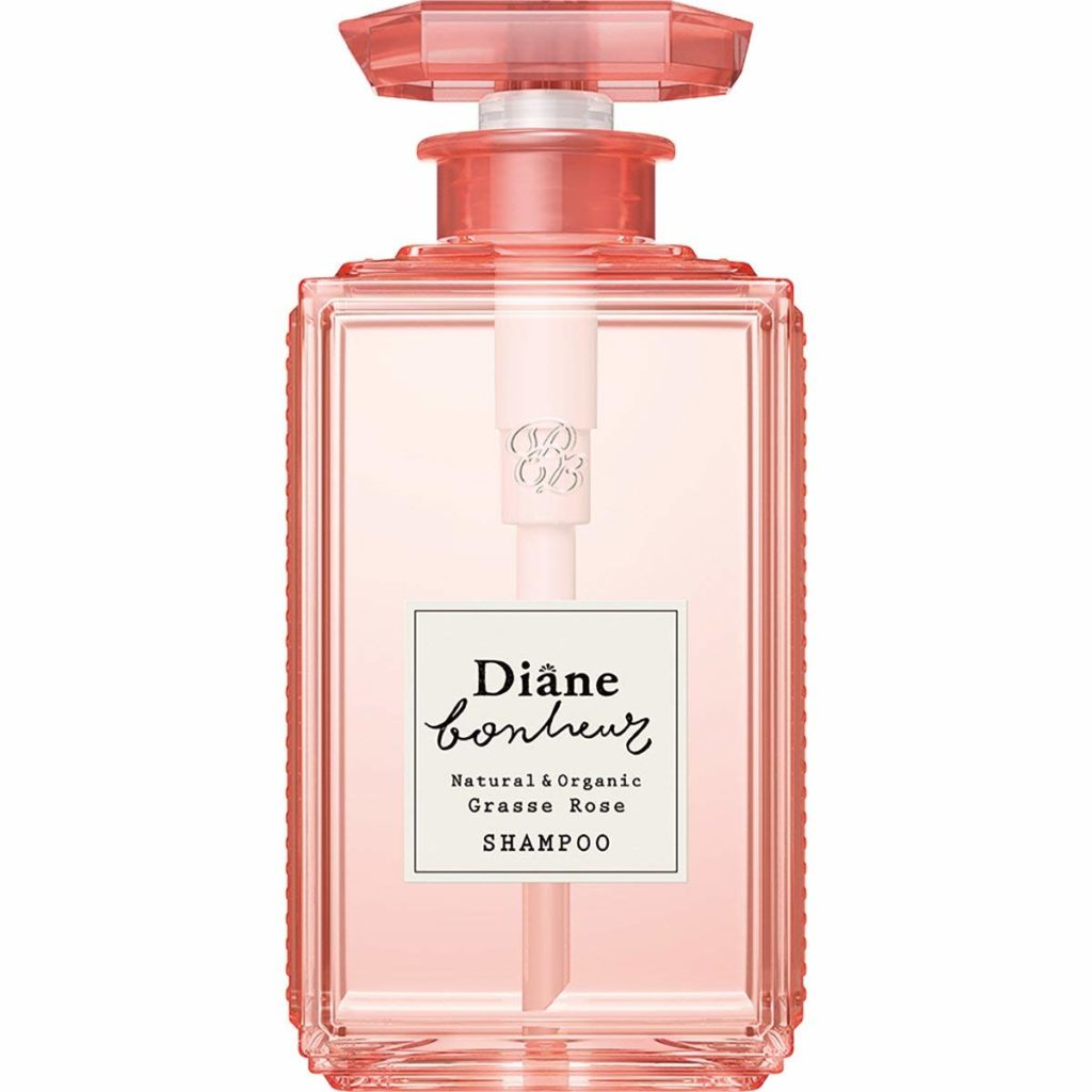 ダイアンボヌール グラースローズの香り ダメージリペアシャンプー