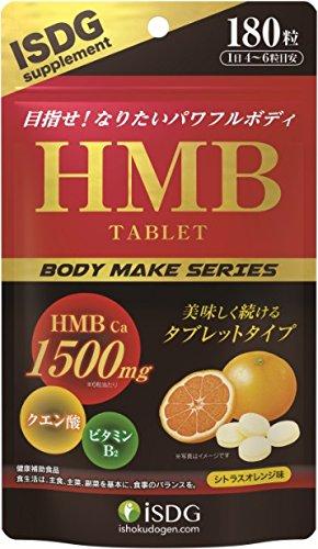 ISDG HMBタブレット