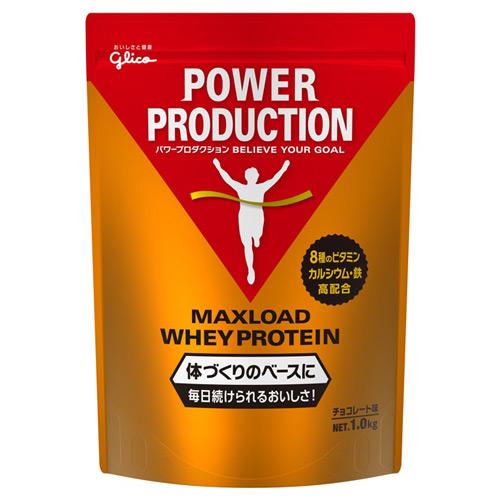 パワープロダクションマックスロードホエイプロテイン チョコレート味