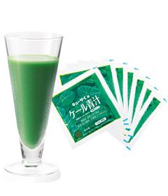 キューサイ ケール青汁(冷凍タイプ)