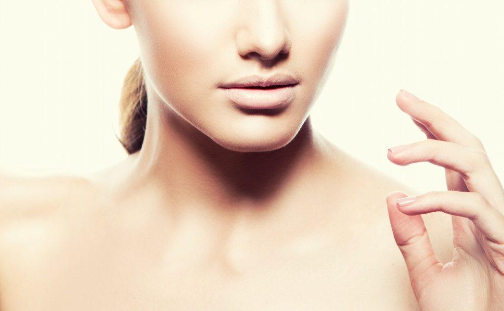 20代香水は清潔な肌の上から