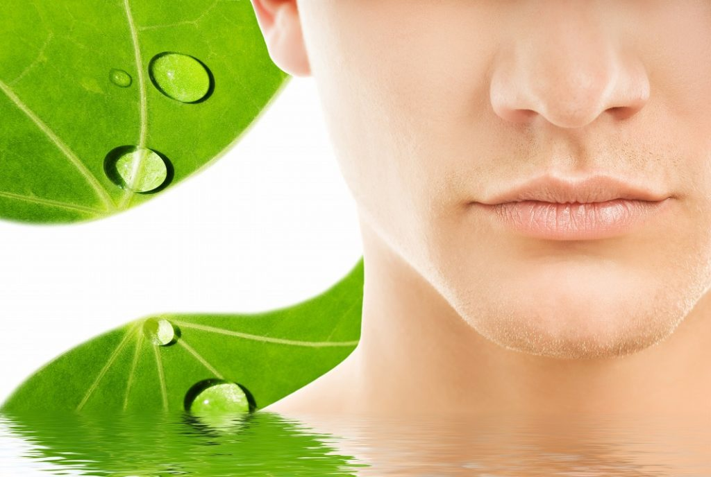 メンズ化粧水の効果的なつけ方
