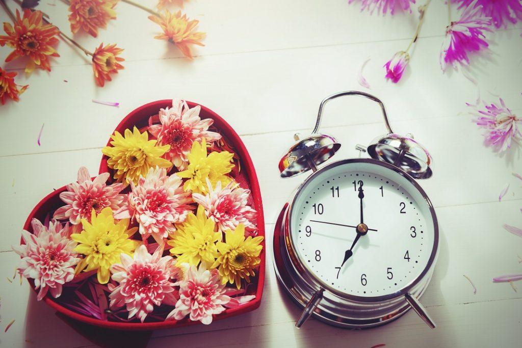 レディース香水の香りは時間の経過とともに変化する
