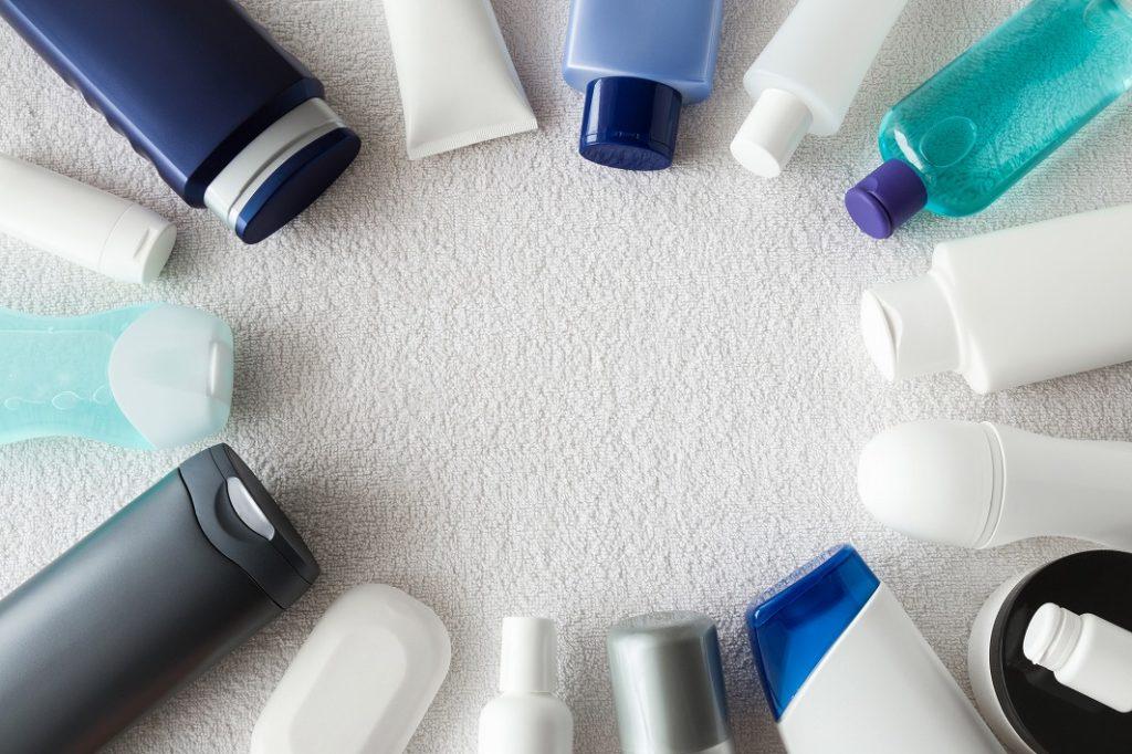 メンズ化粧水の使用量の確認
