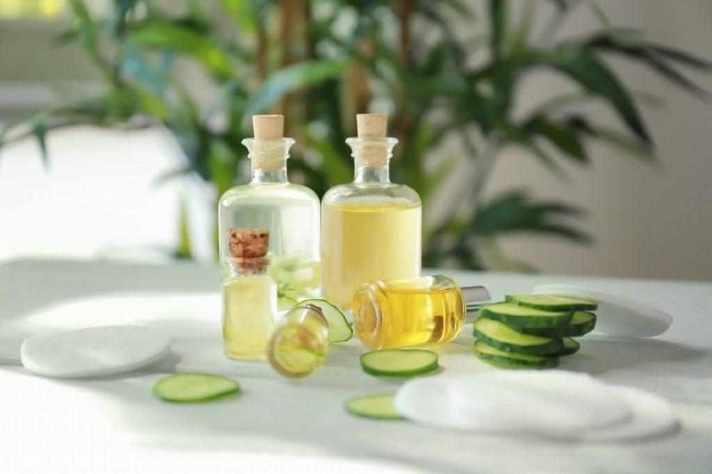 オーガニック化粧水の成分を確認する