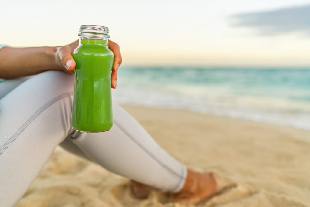 ケール・大麦若葉の青汁の1日の目安量を守って継続的に摂取