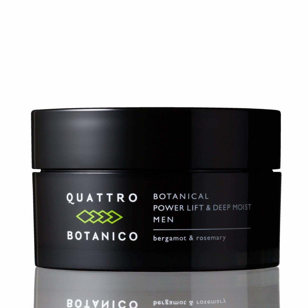 クワトロボタニコ ボタニカルパワーリフト&ディープモイスト