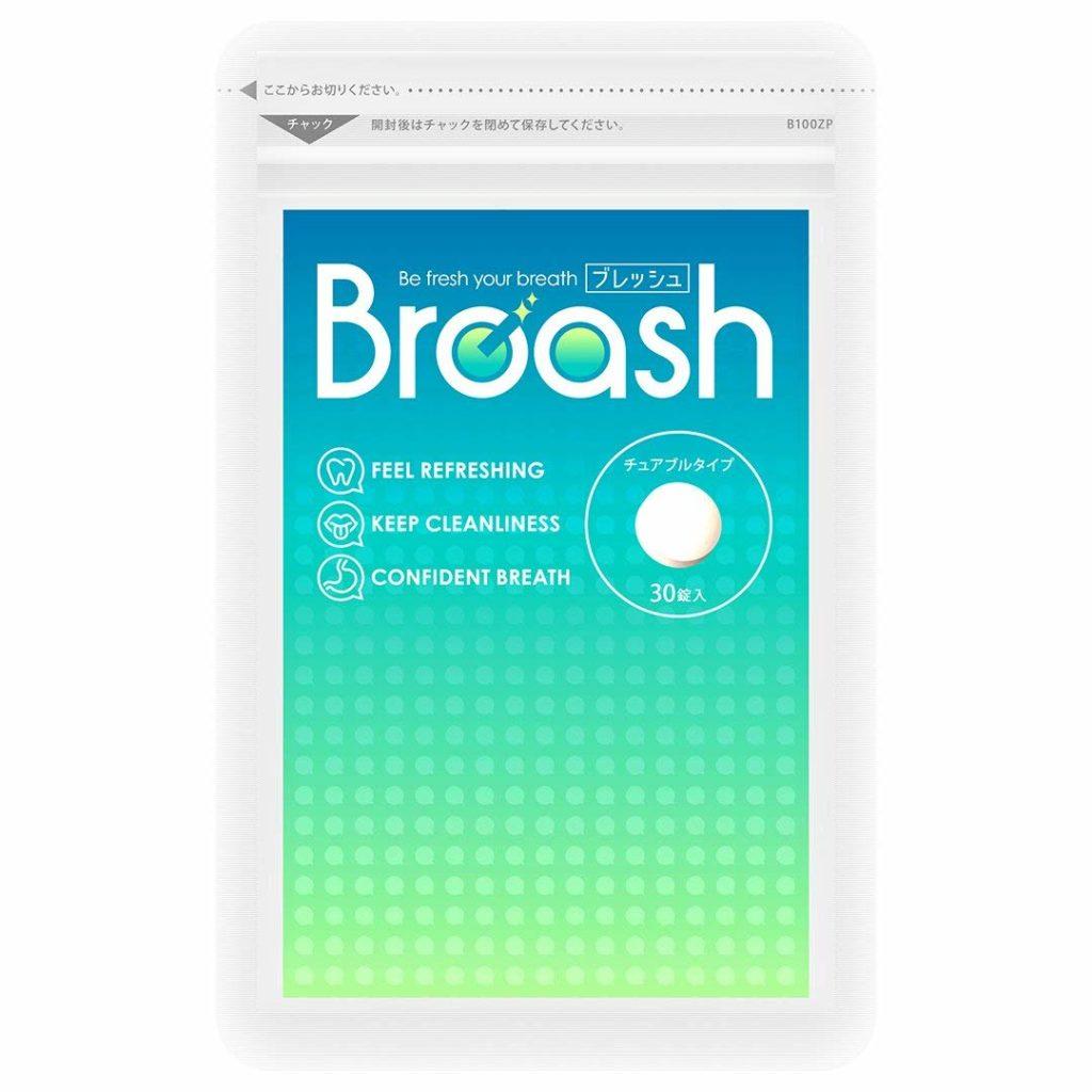 ブレッシュ(BREASH)