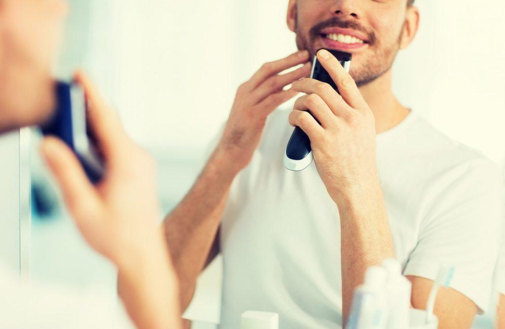 髭剃りの方法に気を配ろう