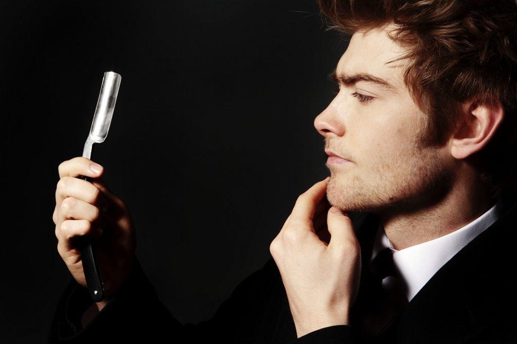肌を傷めない髭剃りのポイント