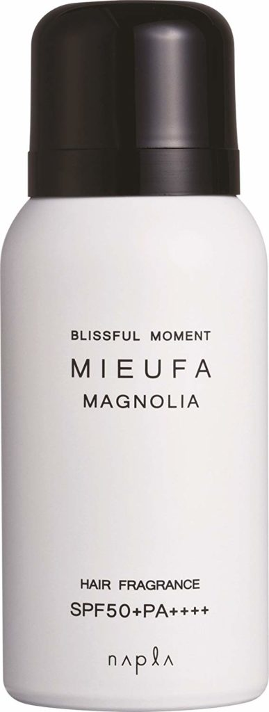 ナプラ ミーファ フレグランス UVスプレー マグノリア