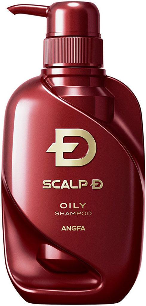 スカルプD 薬用スカルプシャンプー オイリー[脂性肌用] / アンファー