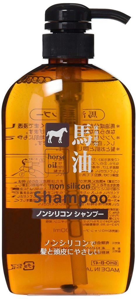 馬油シャンプー / 熊野油脂
