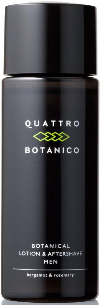 ボタニカル ローション&アフターシェーブ / クワトロボタニコ(QUATTRO BOTANICO)