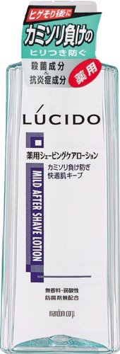 LUCIDO 薬用ローション カミソリ負け防止 / MANDOM