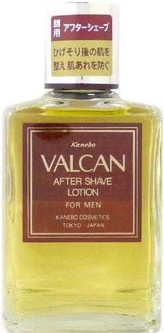 VALCAN アフターシェーブローション / Kanebo
