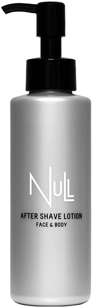 MENS NULL アフターシェーブローション / NULL