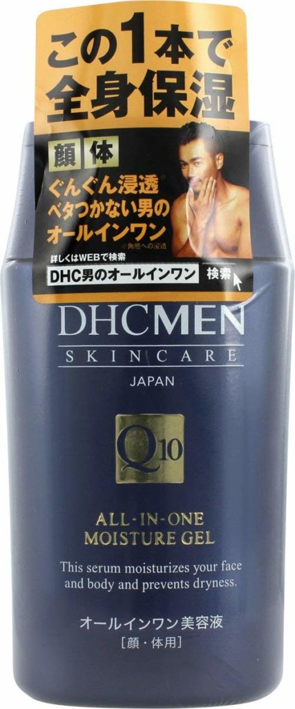 オールインワン モイスチュアジェル / DHC MEN