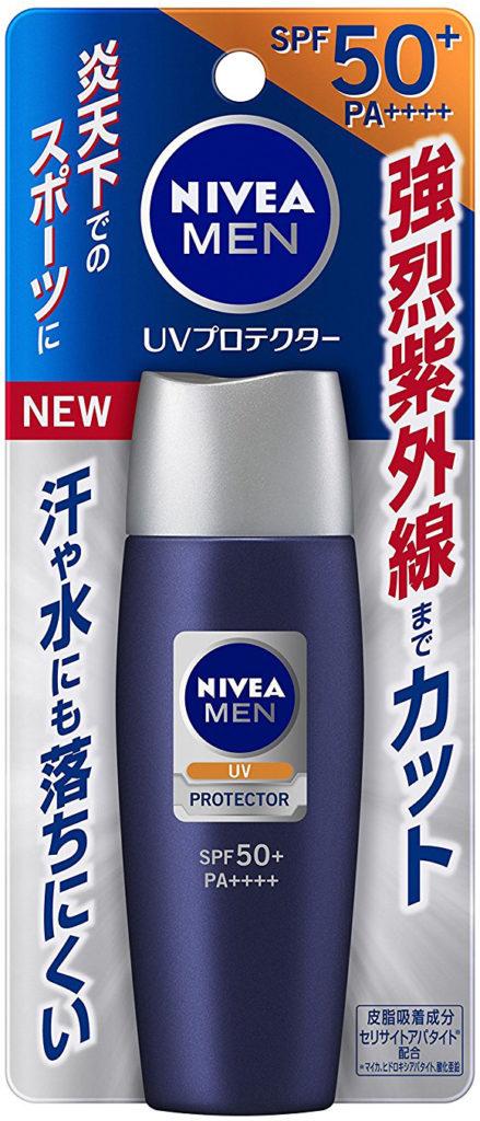 ニベアメン UVプロテクター / 花王