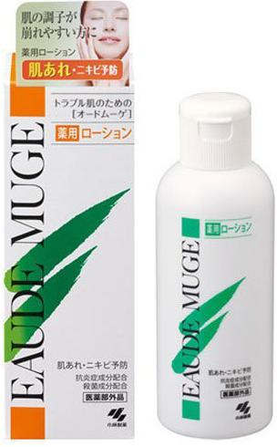 オードムーゲ薬用ローション / EAUDE MUGE
