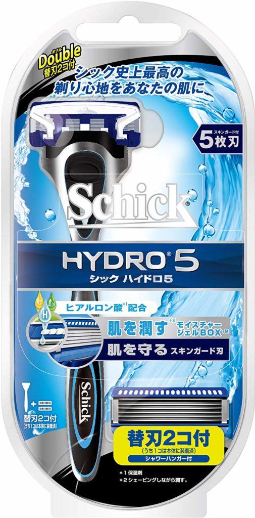 ハイドロ5 / Schick