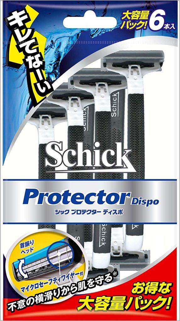 プロテクターディスポ / Schick