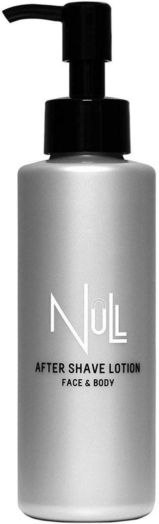 NULL アフターシェーブローション / NULL
