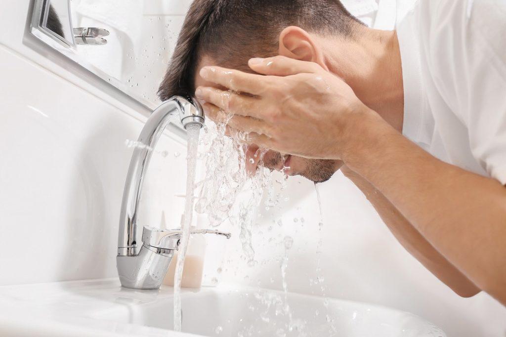 洗顔方法を見直そう!