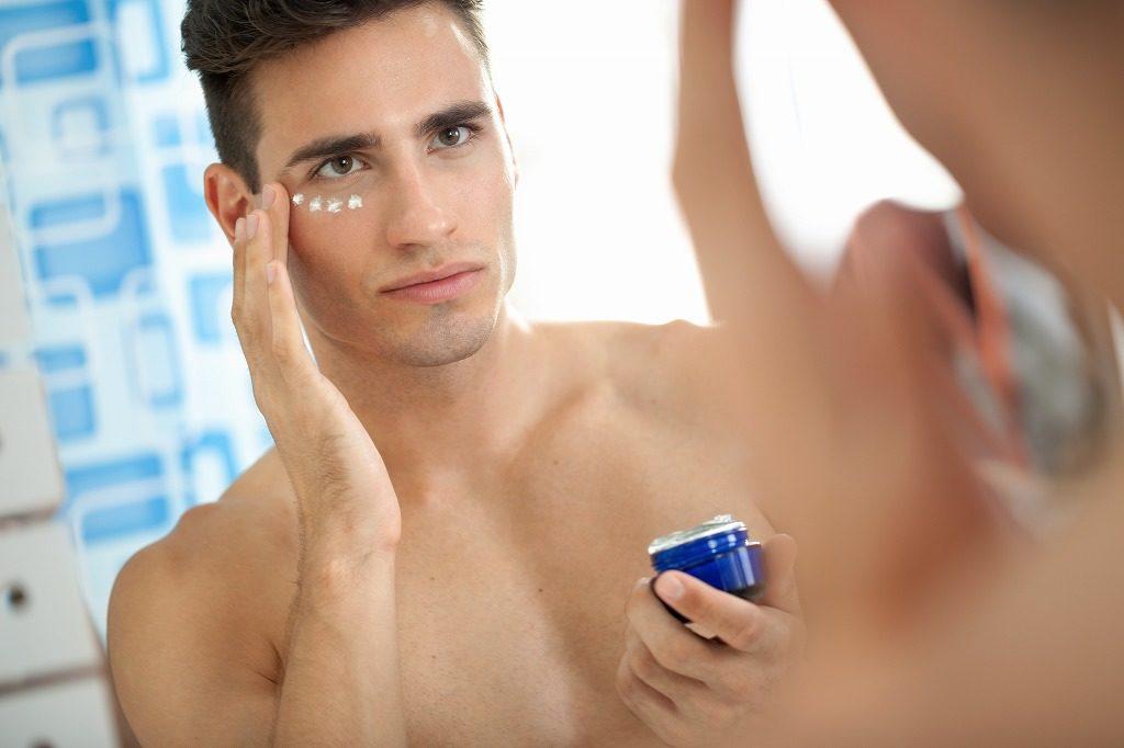 メンズオールインワンジェルは肌の状態に合わせて量を調節しましょう