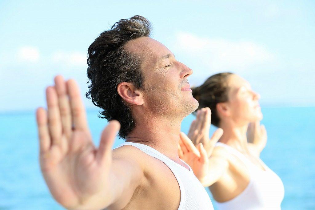 男性の老け顔予防に!日焼け止めの使い方