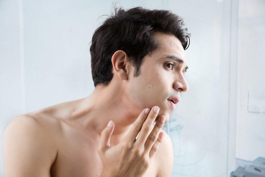 メンズ化粧水をつけるタイミング&つけ方