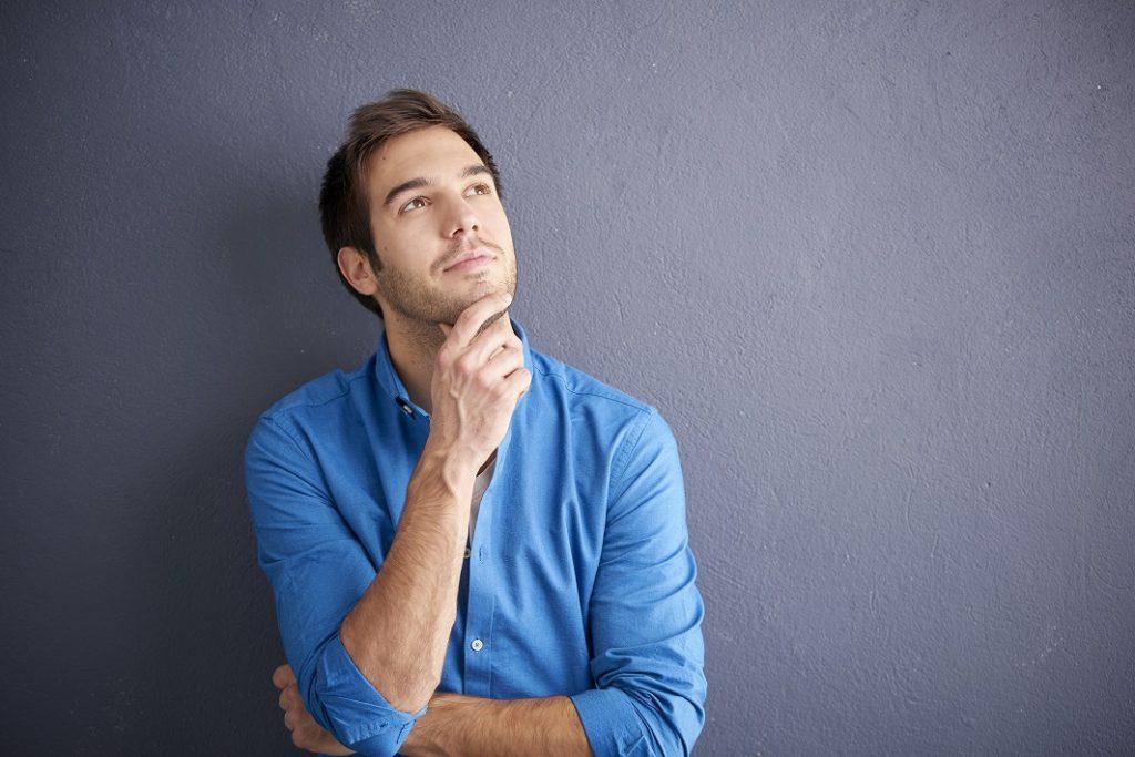 顎ニキビ対策のための男性用化粧水を選ぶポイント