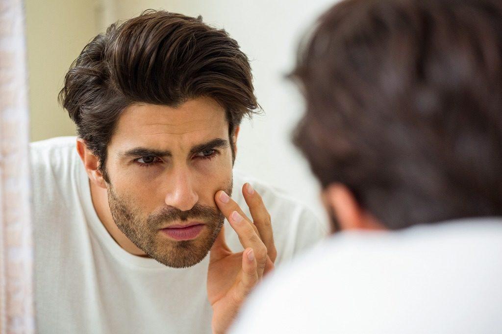 メンズ化粧水のつける順序