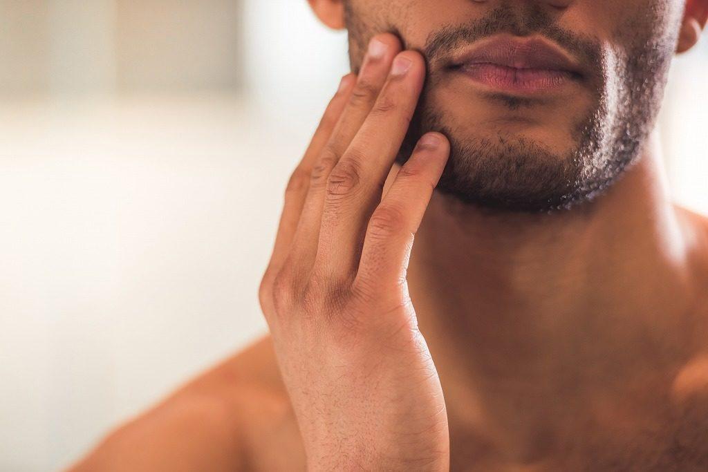 男性は美顔器の使用頻度を守りましょう