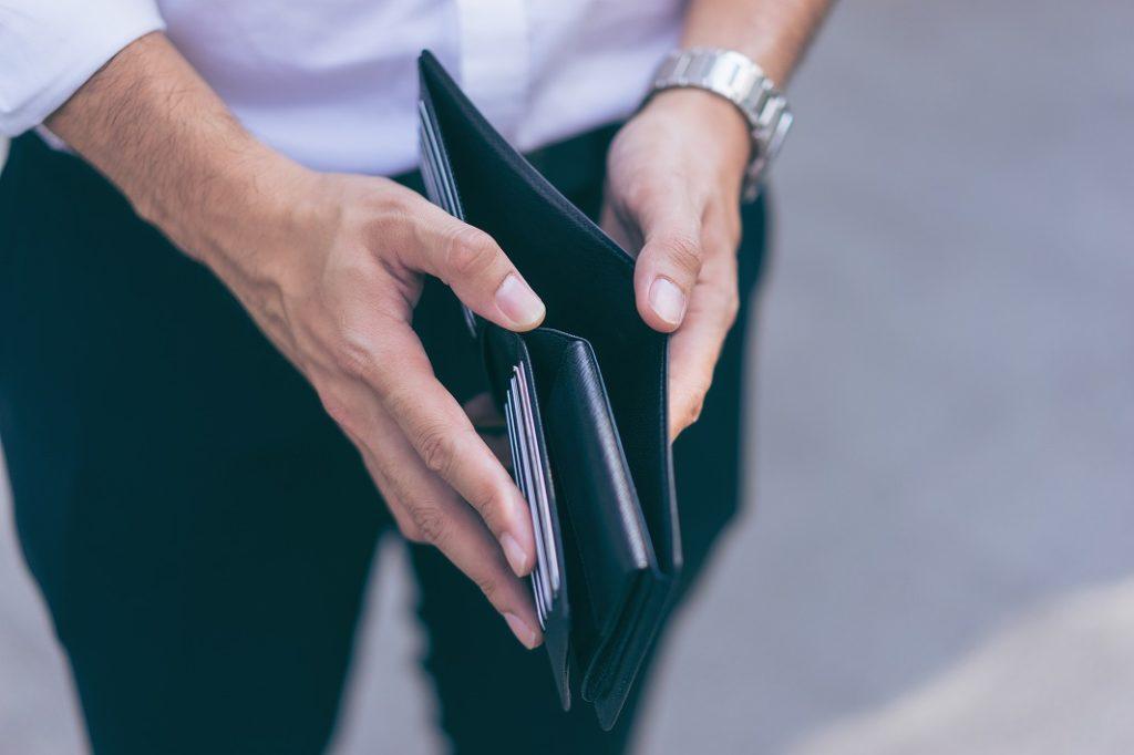 お財布としっかり相談する