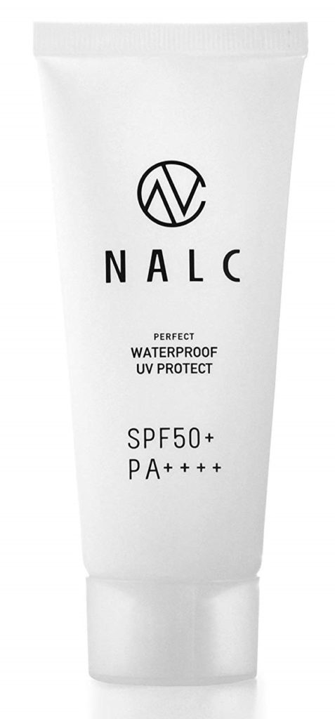 NALCパーフェクトウォータープルーフ 日焼け止めジェル