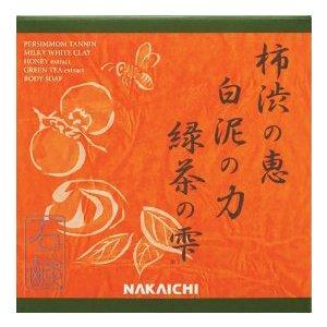 柿渋の恵み・白泥の力・緑茶の雫