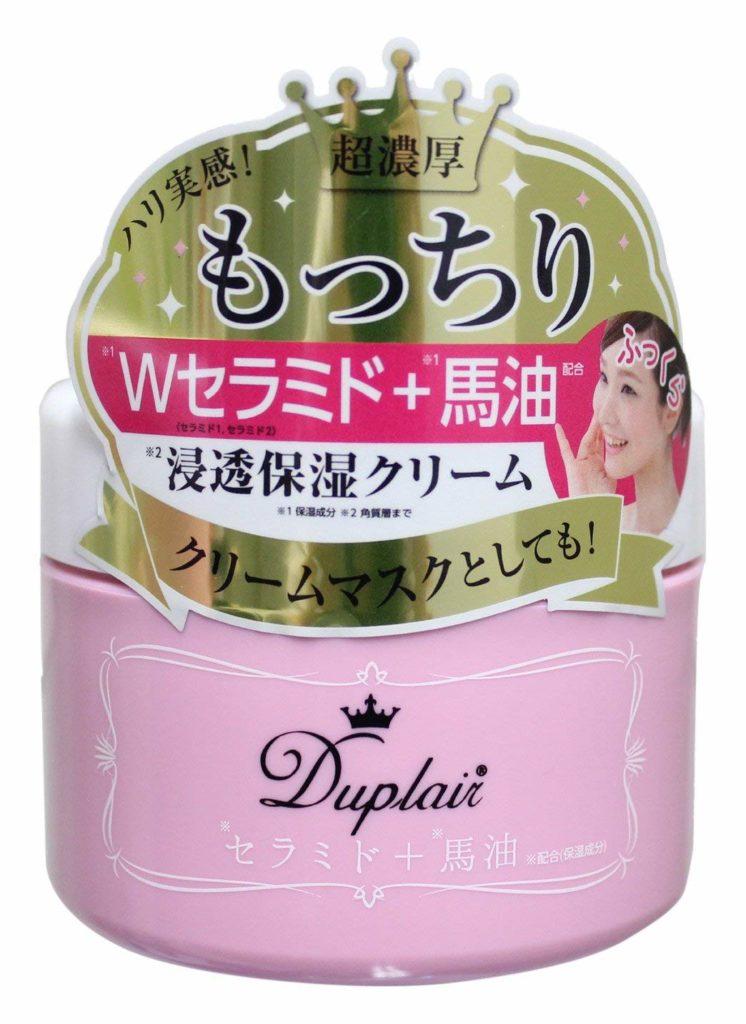Duplair ダブル セラミド 馬油クリーム