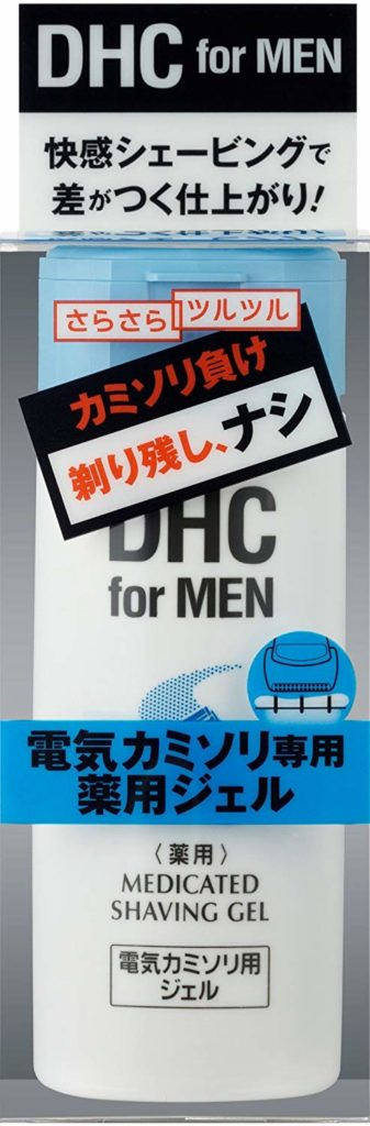 DHCforMEN 薬用シェービングジェル