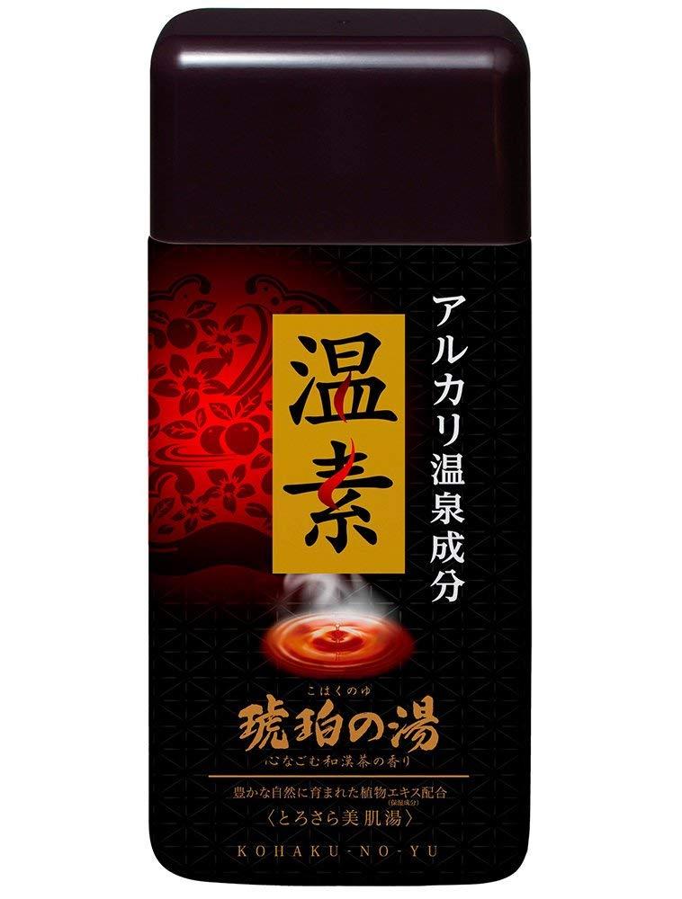アース製薬 温素 琥珀の湯