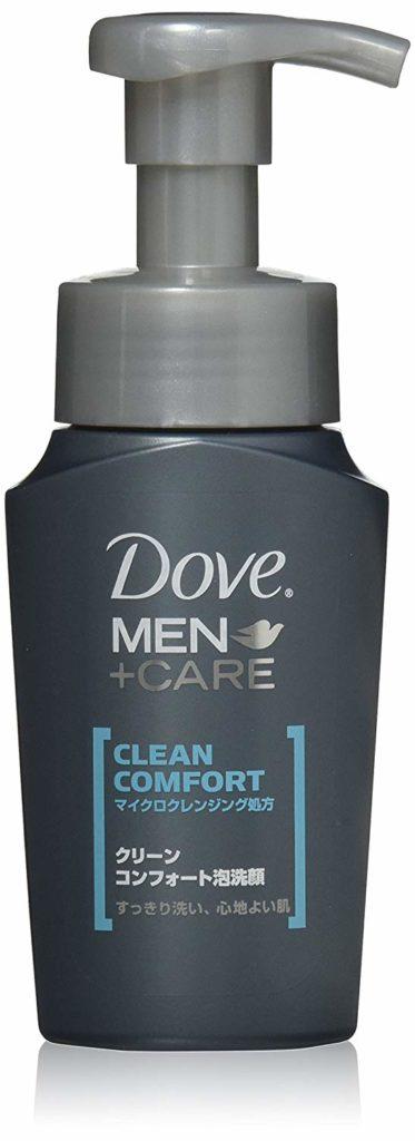 DOVE MEN+ Care クリーンコンフォート泡洗顔