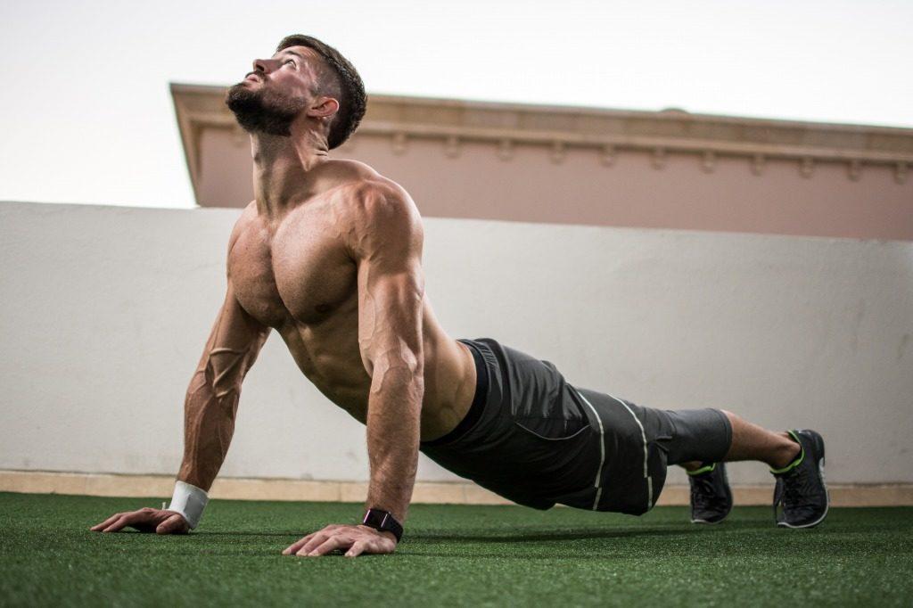自重トレーニングのよさを活かして魅力的な体を作りましょう