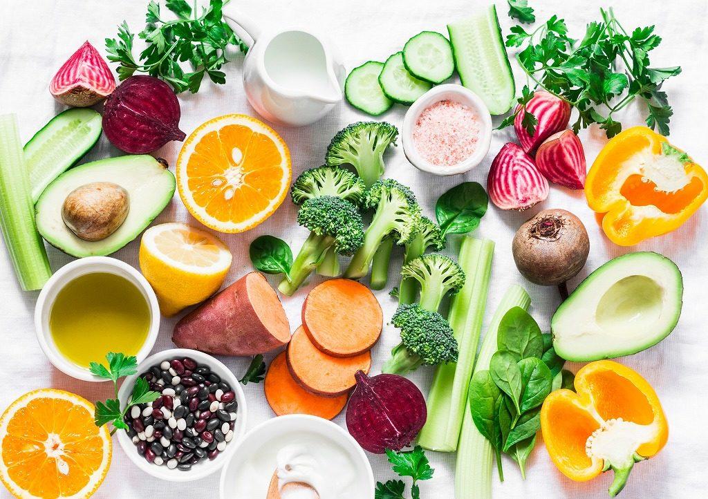 栄養バランスのよい食事とは?