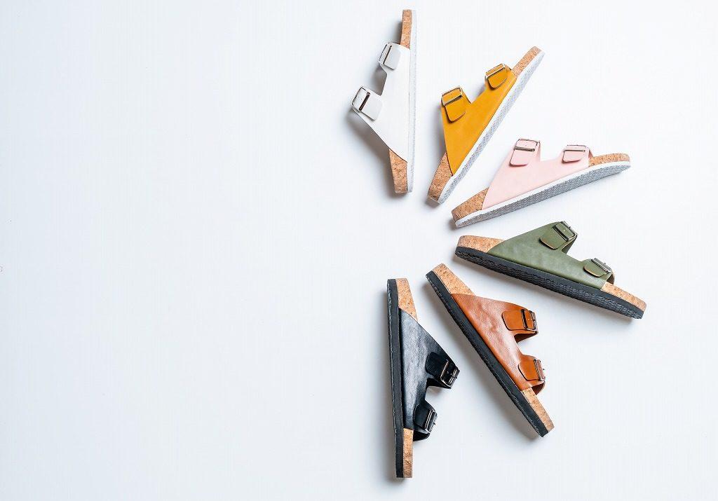 使いやすいデザインの健康サンダルを選びましょう