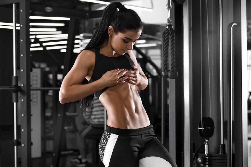 女性が下腹部を鍛える際のポイント