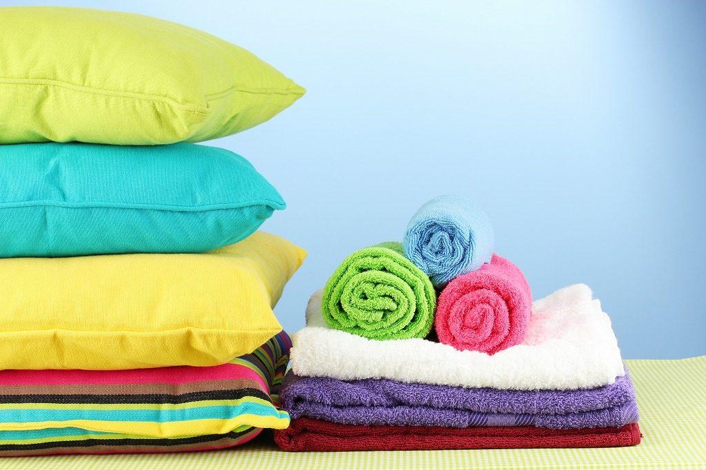 枕の正しい洗い方