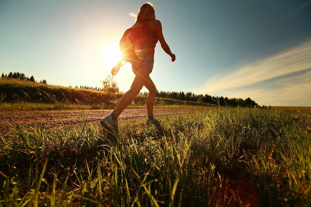 加齢臭対策&予防は運動をしましょう