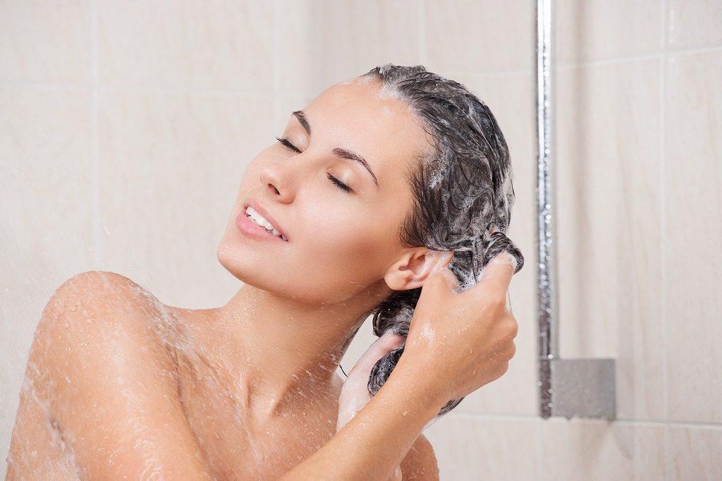 頭皮のニオイに効果的なシャンプーの基本的なシャンプーの手順