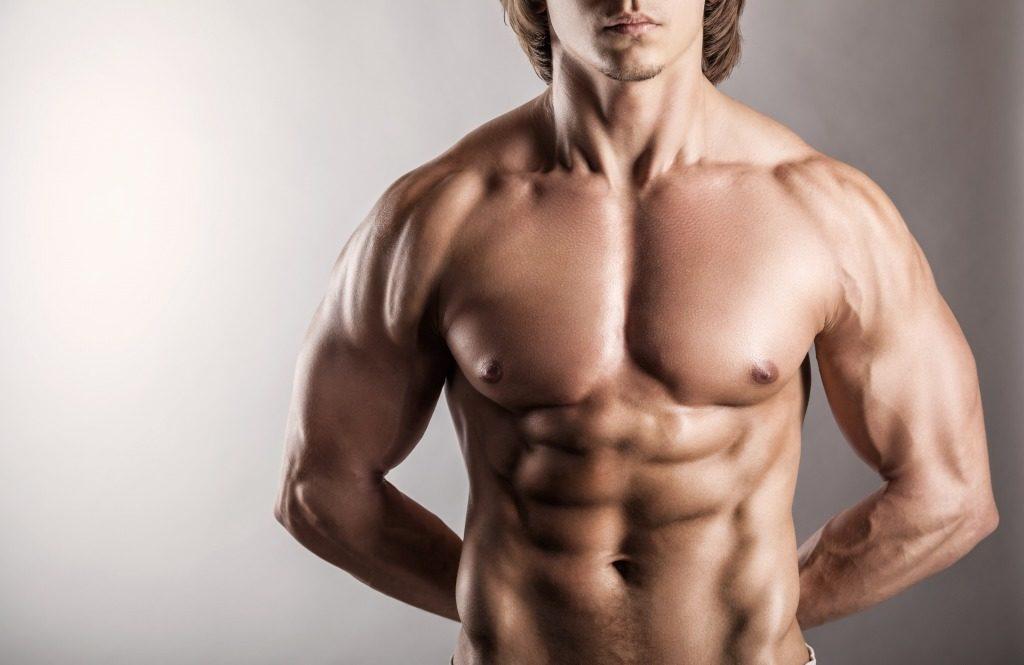 男性の筋トレに必須!主な筋肉を知りましょう